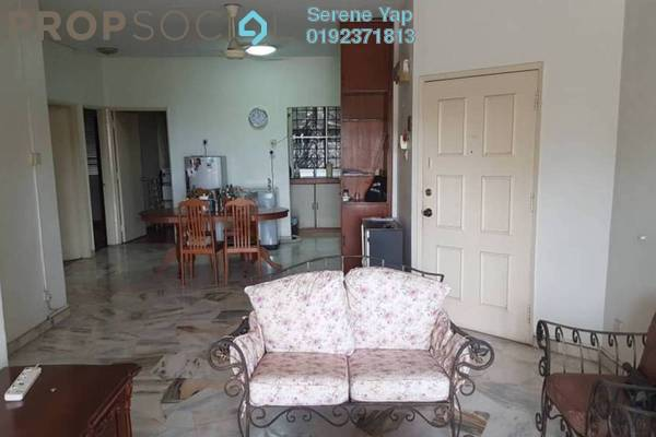 For Rent Condominium at Sri Ledang, Wangsa Maju Freehold Semi Furnished 3R/2B 1.5k