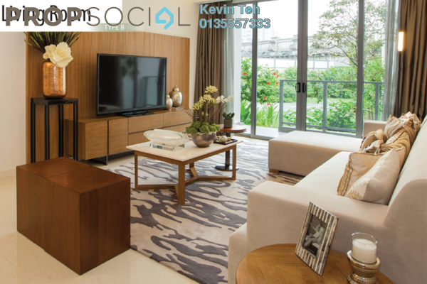 For Sale Condominium at Agile Mont Kiara, Dutamas Freehold Semi Furnished 3R/4B 1.75m