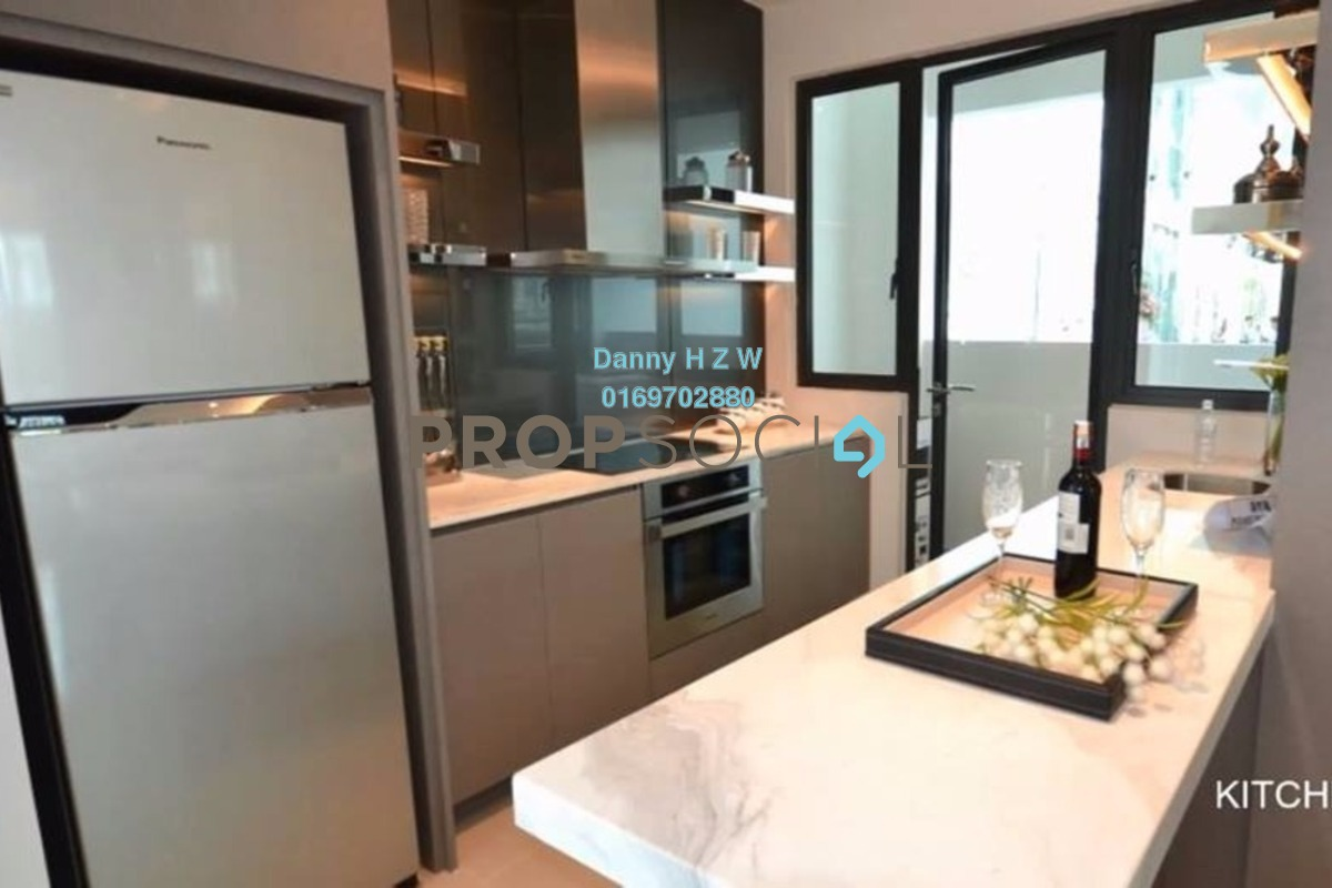 Condominium For Sale at United Point Residence, Segambut by Danny H Z W