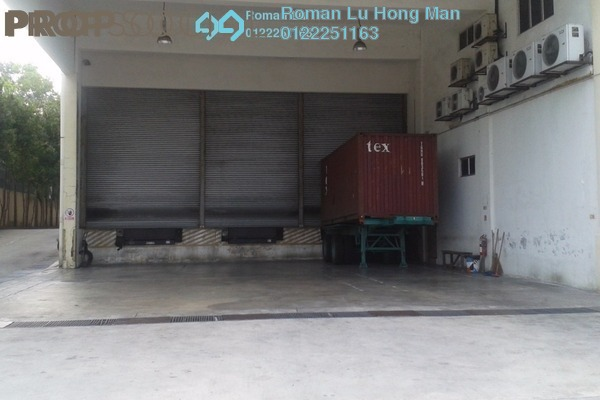 For Rent Factory at Hicom Glenmarie, Shah Alam Freehold Unfurnished 1R/6B 40k