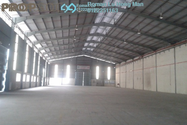For Sale Factory at Kampung Telok Gong , Port Klang Leasehold Unfurnished 1R/4B 8.5m