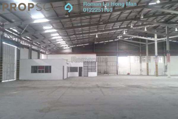 For Sale Factory at Temasya Industrial Park, Temasya Glenmarie Freehold Unfurnished 1R/6B 18.3m