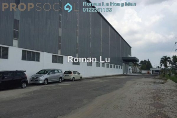 For Rent Factory at Section 28, Shah Alam Freehold Unfurnished 0R/0B 68k