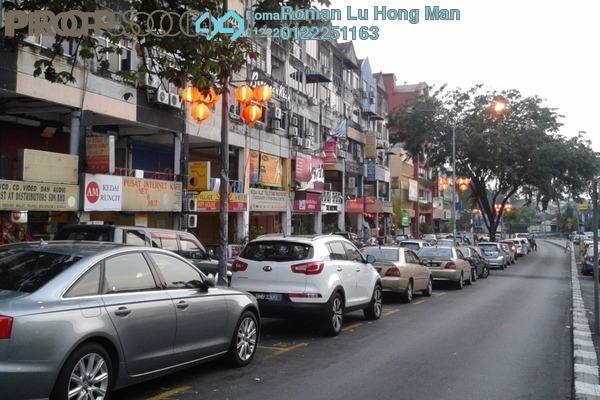 For Rent Shop at Section 8, Petaling Jaya Leasehold Unfurnished 1R/4B 5k