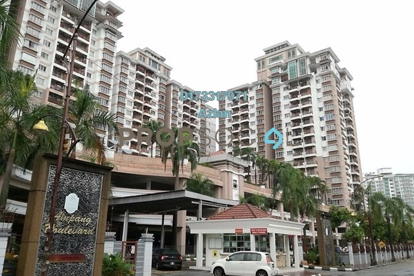 For Sale Condominium at Ampang Boulevard, Ampang Freehold Fully Furnished 3R/2B 490k