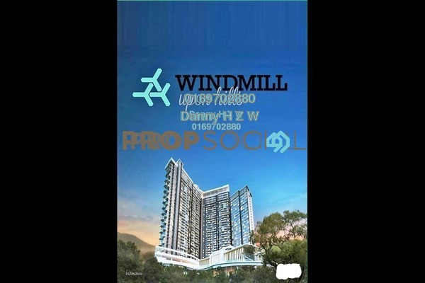 For Sale SoHo/Studio at Windmill Upon Hills, Genting Highlands Freehold Unfurnished 0R/1B 375k