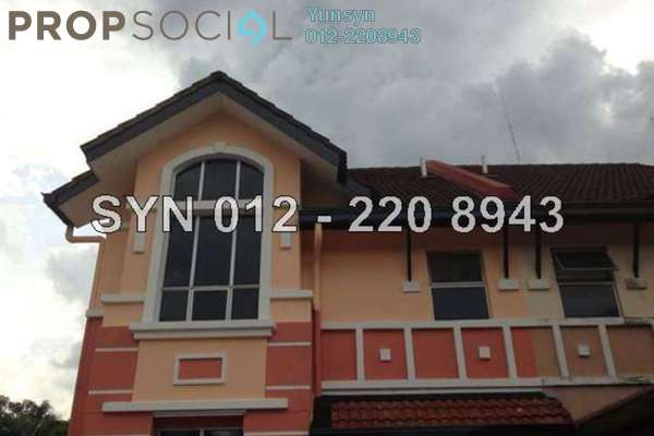 For Rent Semi-Detached at Ascott Hill, Bukit Rahman Putra Freehold Unfurnished 5R/4B 2.7k