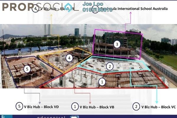 For Sale Condominium at Edusentral , Setia Alam Freehold Semi Furnished 2R/2B 470k