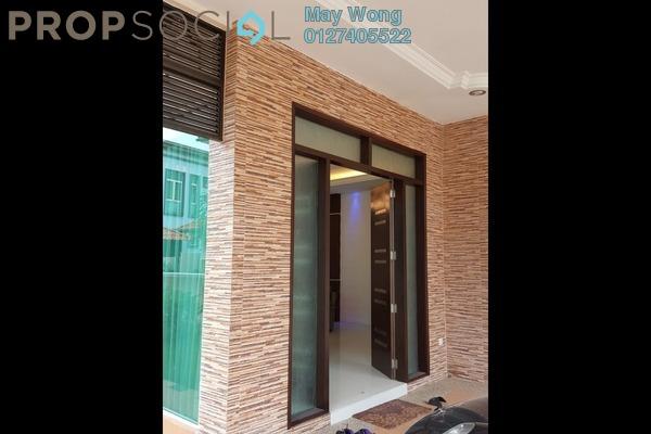 For Sale Bungalow at East Lake Residence, Seri Kembangan Freehold Fully Furnished 7R/7B 5.4m