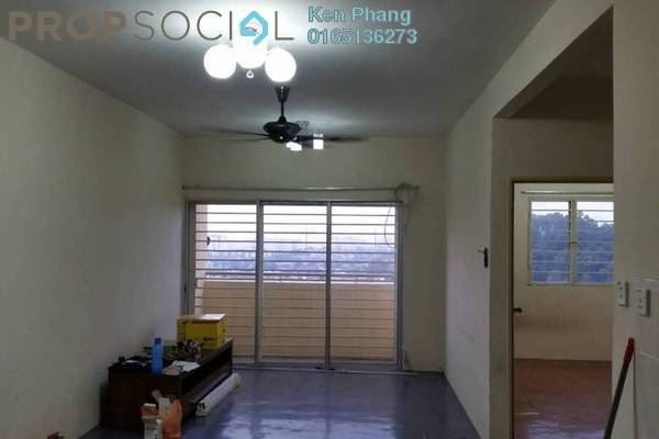 For Rent Condominium at Permai Prima Apartment, Ampang Freehold Semi Furnished 3R/2B 900translationmissing:en.pricing.unit