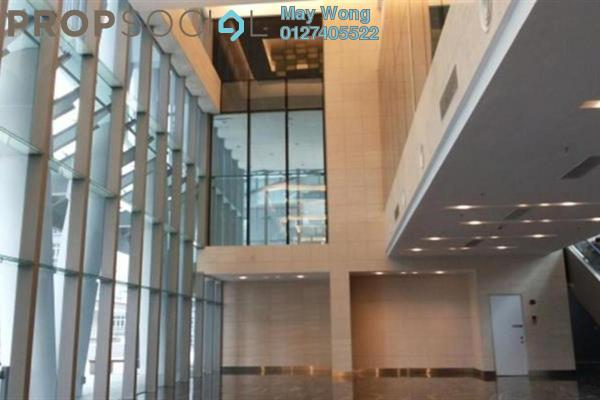 For Sale Office at Menara Zurich, Johor Bahru Freehold Semi Furnished 0R/0B 510k