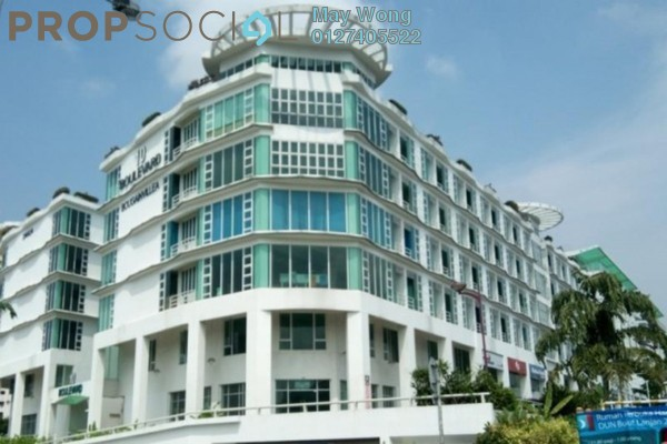 For Rent Shop at 10 Boulevard, Bandar Utama Freehold Semi Furnished 0R/0B 5k