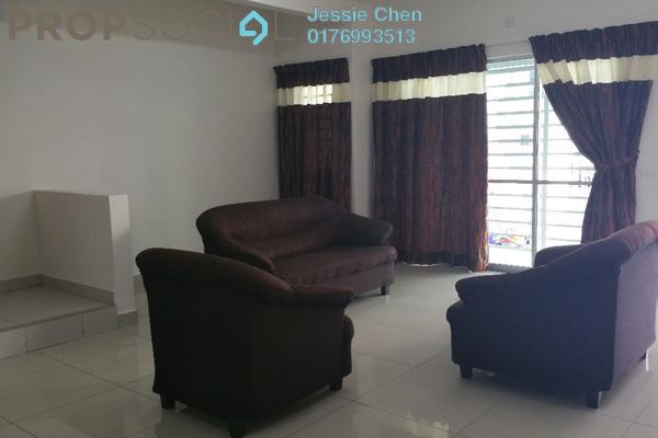 For Rent Terrace at S2 Heights, Seremban 2 Freehold Fully Furnished 4R/3B 1.8k