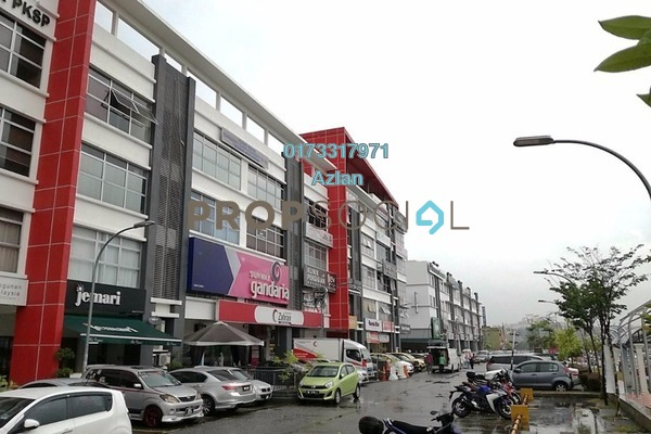 For Sale Office at Seksyen 9, Bandar Baru Bangi Leasehold Unfurnished 0R/4B 2.2m