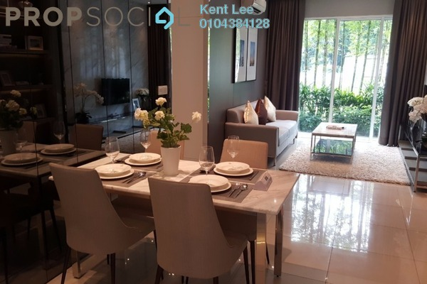 For Sale Condominium at Trefoil, Setia Alam Freehold Semi Furnished 1R/1B 300k