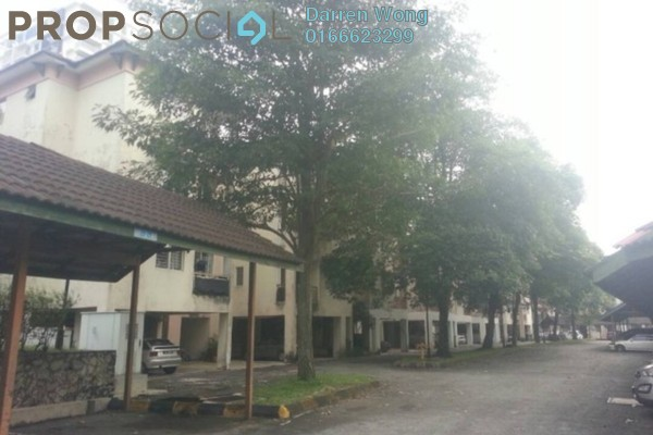 For Sale Condominium at Impiana Residences, Iskandar Puteri (Nusajaya) Freehold Semi Furnished 2R/2B 250k