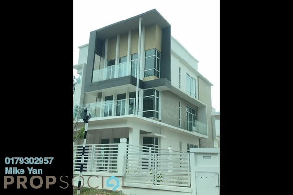 For Sale Bungalow at Bandar Country Homes, Rawang Freehold Unfurnished 6R/5B 1.38m