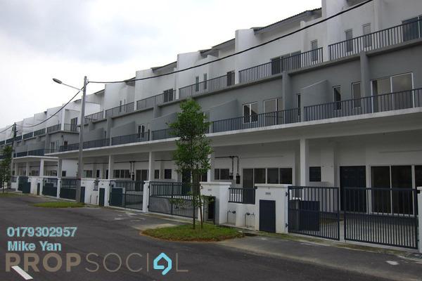 For Sale Terrace at Kampung Rawang Tin, Rawang Leasehold Unfurnished 5R/5B 700k