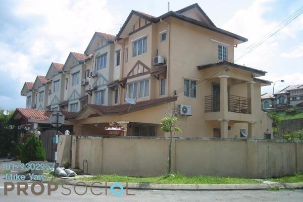 For Sale Terrace at Rawang Perdana 2, Rawang Freehold Semi Furnished 5R/3B 490k