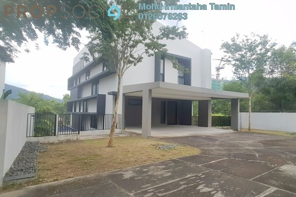 For Sale Bungalow at 20trees, Melawati Freehold Semi Furnished 6R/7B 4.5m