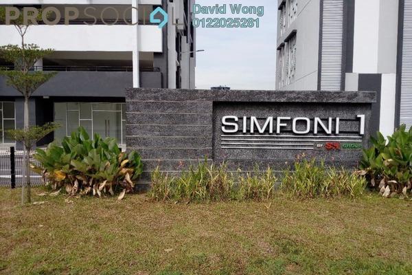 For Rent Condominium at Symphony Residence, Kajang Freehold Unfurnished 3R/2B 900translationmissing:en.pricing.unit