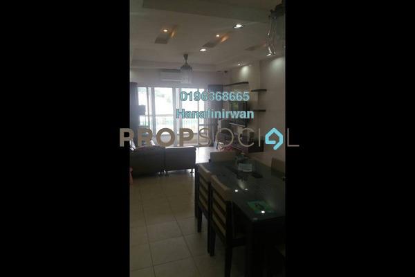 For Sale Condominium at Desa Putra, Wangsa Maju Freehold Fully Furnished 3R/2B 750k