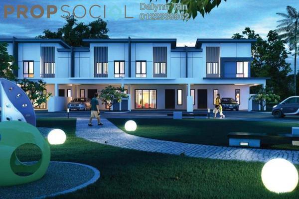 For Sale Terrace at Bandar Puncak Alam, Kuala Selangor Freehold Unfurnished 4R/2B 308k