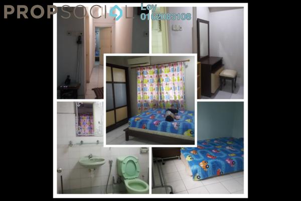 For Rent Condominium at Sri Desa, Kuchai Lama Freehold Fully Furnished 3R/2B 1.5k