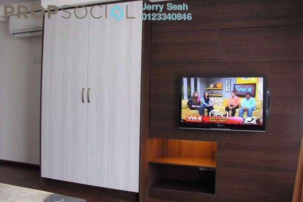For Rent Serviced Residence at Subang SoHo, Subang Jaya Freehold Fully Furnished 1R/1B 1.9k