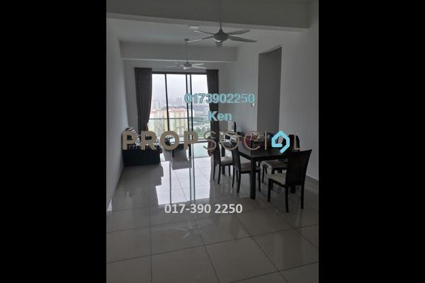 For Rent Condominium at USJ One Park, UEP Subang Jaya Freehold Fully Furnished 4R/3B 2k