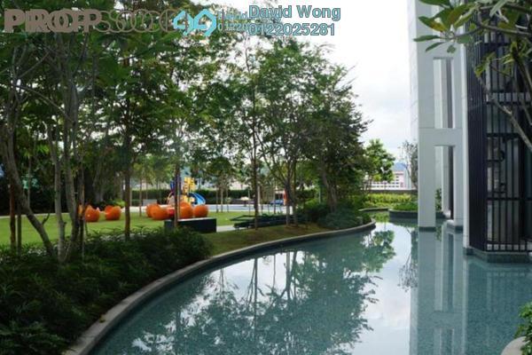 For Sale SoHo/Studio at M City, Ampang Hilir Freehold Semi Furnished 1R/1B 600k