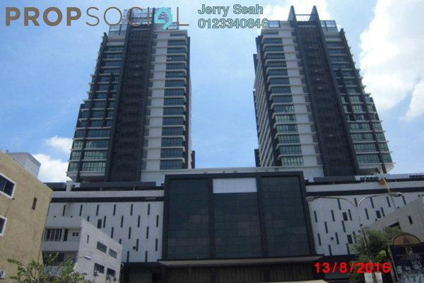 For Rent Serviced Residence at Atria, Damansara Jaya Freehold Semi Furnished 2R/2B 2.8k