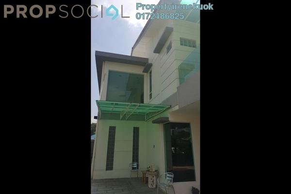 For Sale Terrace at Taman Cheras Idaman, Bandar Sungai Long Freehold Semi Furnished 5R/5B 1.24m