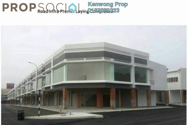 For Rent Shop at Cheras Traders Square, Cheras South Freehold Unfurnished 0R/0B 2.4k