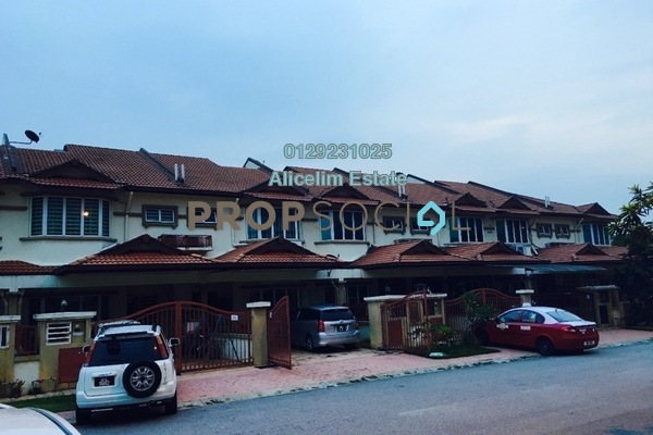 For Rent Terrace at Subang Bestari, Subang Freehold Semi Furnished 4R/3B 1.4k