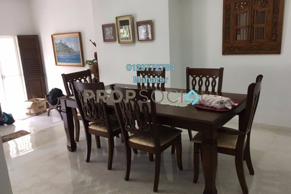 For Sale Terrace at The Residence, TTDI Freehold Semi Furnished 4R/3B 1.58m