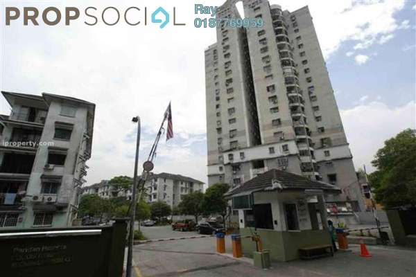 For Rent Apartment at Pandan Height, Pandan Perdana Freehold Fully Furnished 3R/2B 1.6k