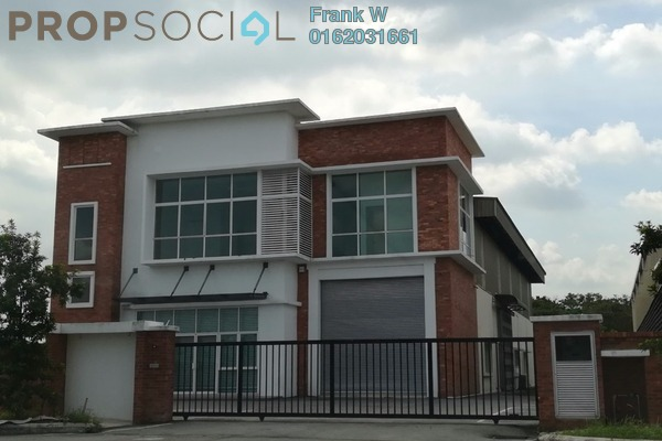 For Sale Factory at RCI Park, Rawang Freehold Unfurnished 0R/0B 2.9m