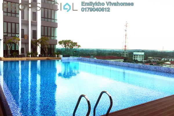 For Sale SoHo/Studio at Suria Jaya e-SOFO, Shah Alam Freehold Semi Furnished 0R/0B 242k