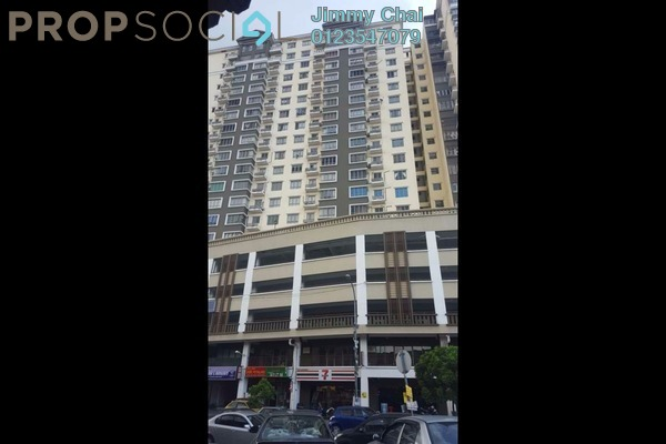 For Rent Condominium at 1 Petaling, Sungai Besi Freehold Semi Furnished 3R/2B 1.3k