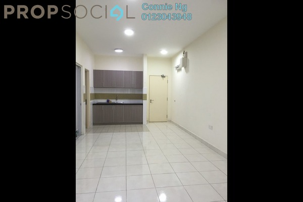 For Rent Condominium at Metropolitan Square, Damansara Perdana Freehold Semi Furnished 0R/1B 1.3k