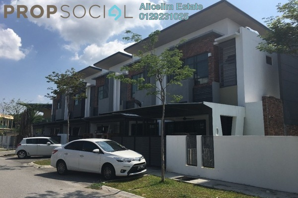 For Rent Terrace at PP 5, Taman Putra Prima Freehold Semi Furnished 5R/5B 1.4k