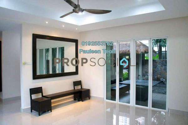 For Rent Semi-Detached at Flora Murni, Mont Kiara Freehold Semi Furnished 5R/5B 15k