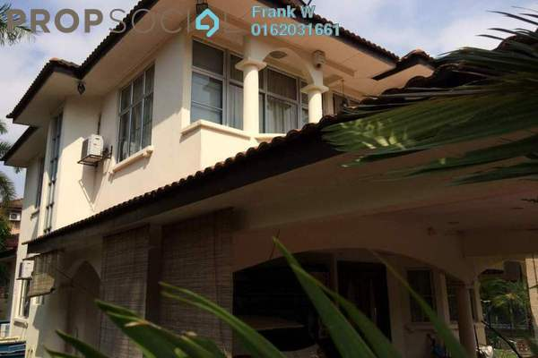 For Sale Bungalow at Saujana Akasia, Sungai Buloh Freehold Semi Furnished 4R/3B 930k