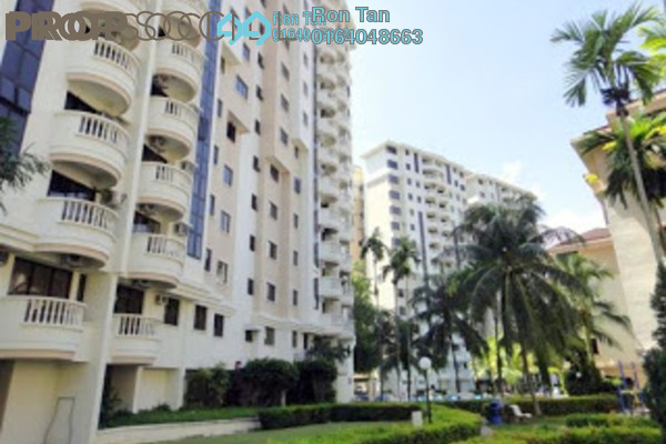 For Sale Condominium at Sri York, Georgetown Freehold Fully Furnished 4R/4B 2.5m