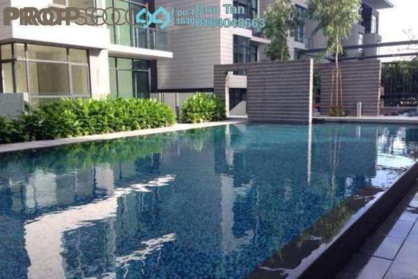 For Sale Condominium at The Address, Bukit Jambul Leasehold Semi Furnished 3R/2B 950k