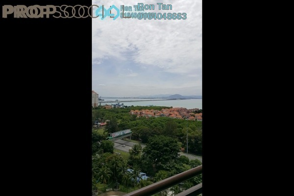 For Sale Condominium at E-Park, Batu Uban Freehold Fully Furnished 3R/2B 510k