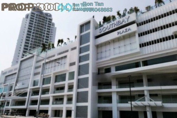 For Rent Shop at Southbay Plaza @ Southbay City, Batu Maung Freehold Unfurnished 0R/0B 6.69k