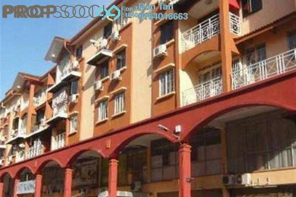 For Sale Apartment at Fortune Court, Farlim Leasehold Fully Furnished 3R/2B 390k