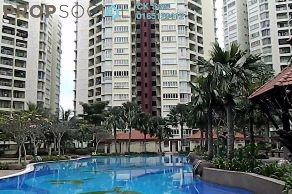 For Rent Condominium at Villa Wangsamas, Wangsa Maju Freehold Fully Furnished 3R/3B 2.1k